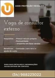 Vaga Consultor externo