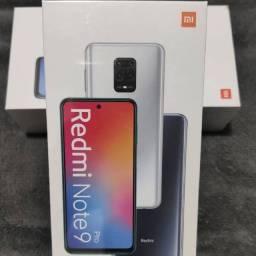 Sensacional//Redmi Note 9 Pro 128 da Xiaomi// Novo Lacrado com Garantia e Entrega