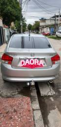 Honda city 2012 aceito troca