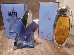 Perfume Therry mugler angel 100ml EAU DE PARFUM. Angel Muse 100ML EAU DE PARFUM