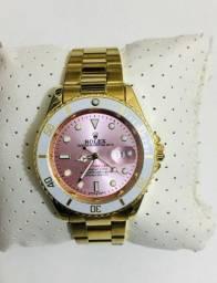 Relógio masculino e feminino