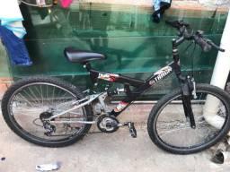 Bicicleta tranck 18v xs
