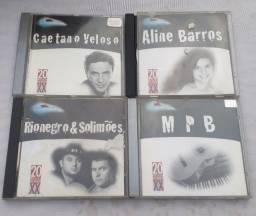 Título do anúncio: Coleção de CDs da millenniium