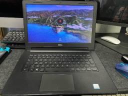 Notebook Dell Vostro i5 7a Geração - 8Gb DDR4 - 1TB