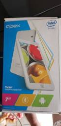 Título do anúncio: Tablet  qbex  Intel pega 2 chip . Defeito não carrega.