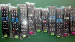 Controle pra TV e receptores (entrega grátis)