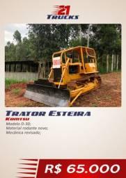 Trator Esteira