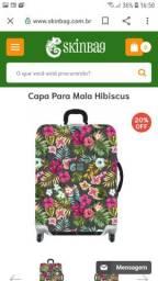 Capa para mala Skin Bag Tamanho M