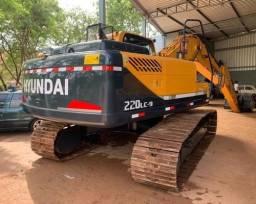Escavadeira Hyundai 220LC9