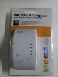 Repetidor de sinal Wi-Fi
