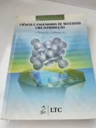 Livro Ciência e Engenharia de Materiais Uma Introdução