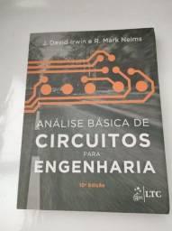 Livro Análise Básica de Circuitos para Engenharia