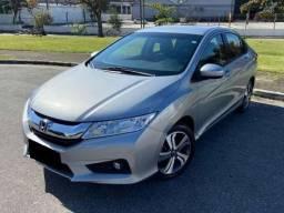 Carta de crédito - Honda City LX 2017 FLEX - Entrada R$17.000,00