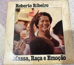 Vinil Roberto Ribeiro