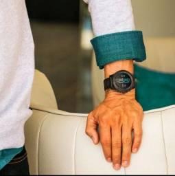 Smartwatch Zeblaze Vibe 3 com GPS.