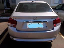 Vendo carro ( Honda City LX 1.5 16V (flex) (aut.) 2012 )