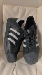 Tênis Adidas Superstar OriginalPreto