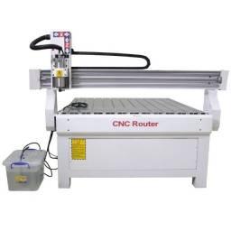 Título do anúncio: Router Fresadora CNC 120X100cm