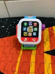 Título do anúncio: Smartwatch fisher price