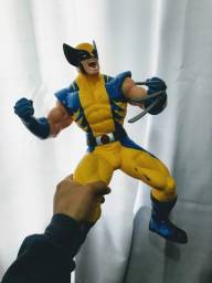 Boneco Wolverine Gigante 50cm Premium X-Man Marvel