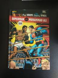 HQ Superman vs Muhammad Ali - Edição de luxo capacete dura