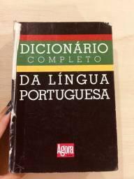 Livro: Dicionário Completo da Língua Portuguesa