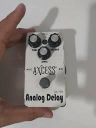 Pedal para Guitarra Digital Delay Axcess