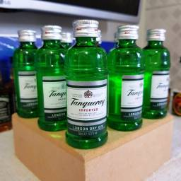 Miniatura Gin Tanqueray London - 50ml - Original, Lacrada e Licenciada