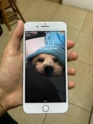 Título do anúncio: iPhone 7 Plus 32 GB Cinza - ÓTIMO ESTADO 79% ?