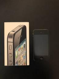 iPhone 4S - 64 Gb - Preto