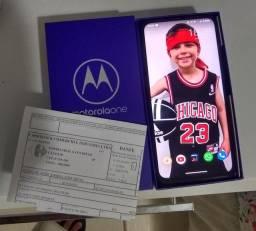 Motorola One Hyper 128 Gb Completo/Nota/Garantia