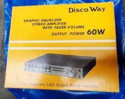 Equalizador Disco Wayne
