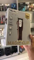 Maquina De cortar Cabelo Wahl 5 Star Cordless Magic Clip 8148 Vermelho