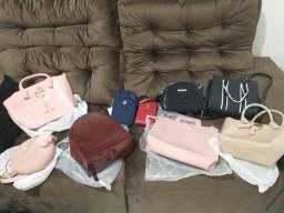 Vendo bolsas novas