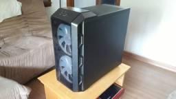 Pc gamer completo (somente a cpu) ryzen 5 3500x 16 gb ram placa de video