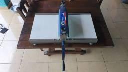 Maquina corte vinco - Boca 30cm