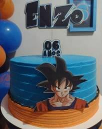 Título do anúncio:  bolo de aniversário ?