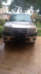 Ford ranger XLT gasolina ano 2010