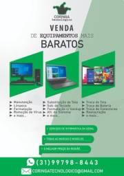 Título do anúncio: Manutenção de Computador, Notebook e Celular.