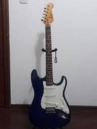 Guitarra Stratocaster Condor Rx-20S Blue - Seminova