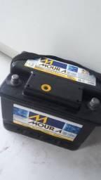 Bateria Moura 60 Amperes - Pouco Uso - Seminova
