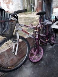 2 bicicleta por 250