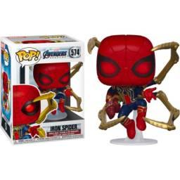 Título do anúncio: Funko Pop! Marvel: Avengers Endgame - Iron Spider com Manopla do Infinito, #574