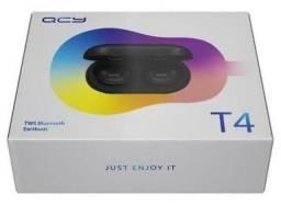 Qcy T4 fone de ouvido Novo