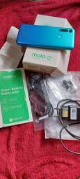 Moto g8 Power lite, apenas 6 meses de uso.