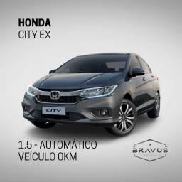Título do anúncio: Honda City Ex 2021