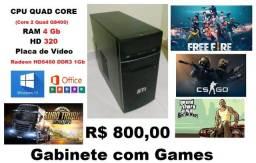Gabinete Gamer (barato)