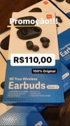 Xiaomi AirDots EarBuds 2 - Original - Lacrado