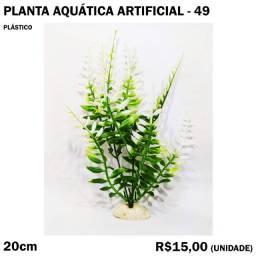 Planta para Aquário Artificial
