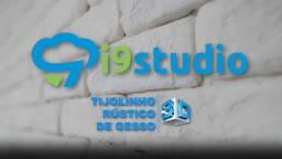 Tijolinho de Gesso 3D   Inovação e Modernidade